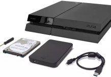 PlayStation 4 HDD