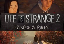 Life is Strange 2 Rules