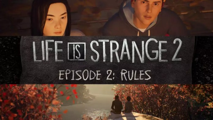 Life is Strange 2 Rules