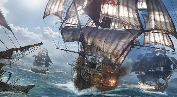 Il tormentato gioco pirata di Ubisoft Skull & Bones ora non arriverà prima del 2022