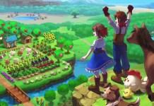 Harvest Moon: A Unique World viene aggiornato con queste importanti modifiche