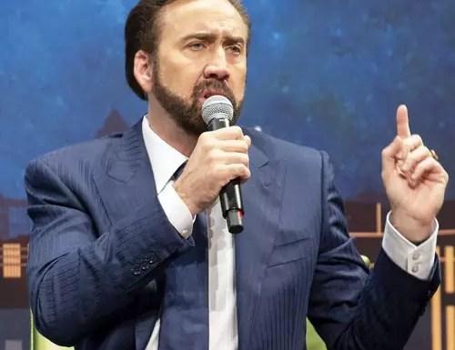 Nicolas Cage ha perso il ruolo di The Green Hornet a causa di un bizzarro accento caraibico