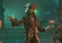 Raro nell'enorme aggiornamento di Pirati dei Caraibi di Sea of Thieves e nei crossover corretti