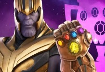 Thanos sta arrivando nel negozio di oggetti di Fortnite