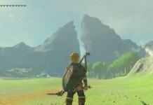 Un fan di Zelda: Breath of the Wild ricrea Twin Peaks in Far Cry 5