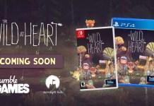 The Wild at Heart in arrivo su Nintendo Switch quest'anno