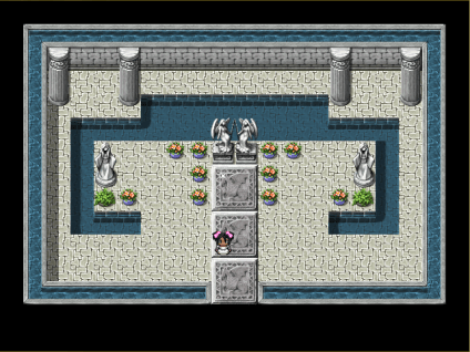 The Temple (Old Version)