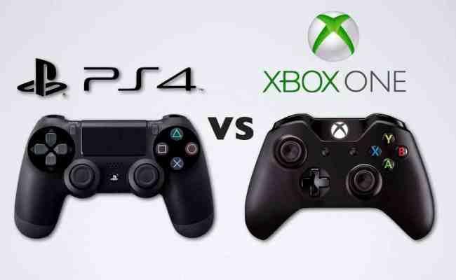 Dualshock 4 Vs Xbox One S Controller 2020 Comparison