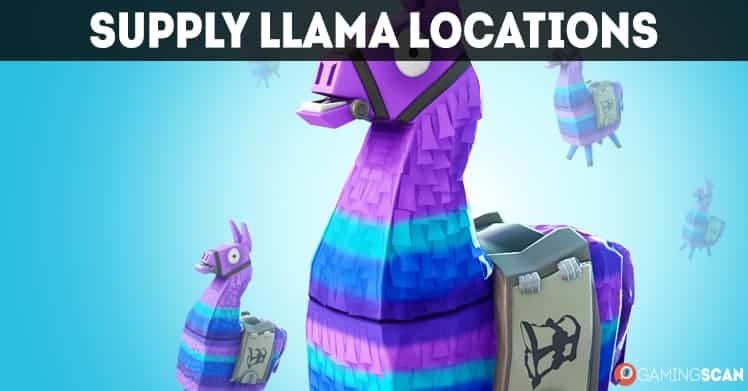 metal and wood chairs stand up chair fortnite supply llama locations [map] [march 2018 update]
