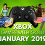 Xbox Live Games With Gold Full List January 2019