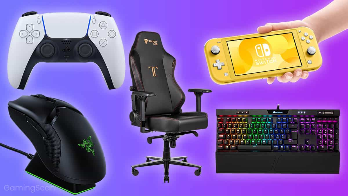 Best Gifts For Gamers 2020 Buying Guide Gamingscan