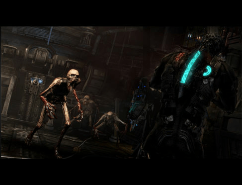 Dead Space 3 Screenshots Leak Despite Freezing Conditions