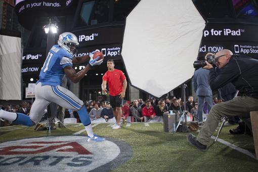 Madden NFL 13 Cover Athlete Is Calvin Johnson