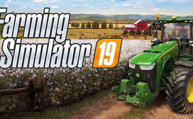 Farming Simulator 19 Releases Today On Ps4 Xbox One And
