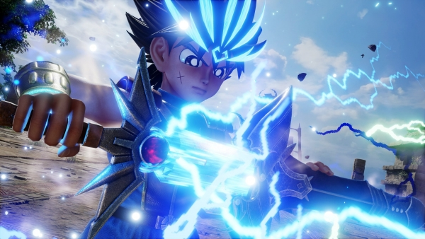 Dynasty Warriors Girl Wallpaper Jump Force Adds Dai From Dragon Quest The Adventures Of