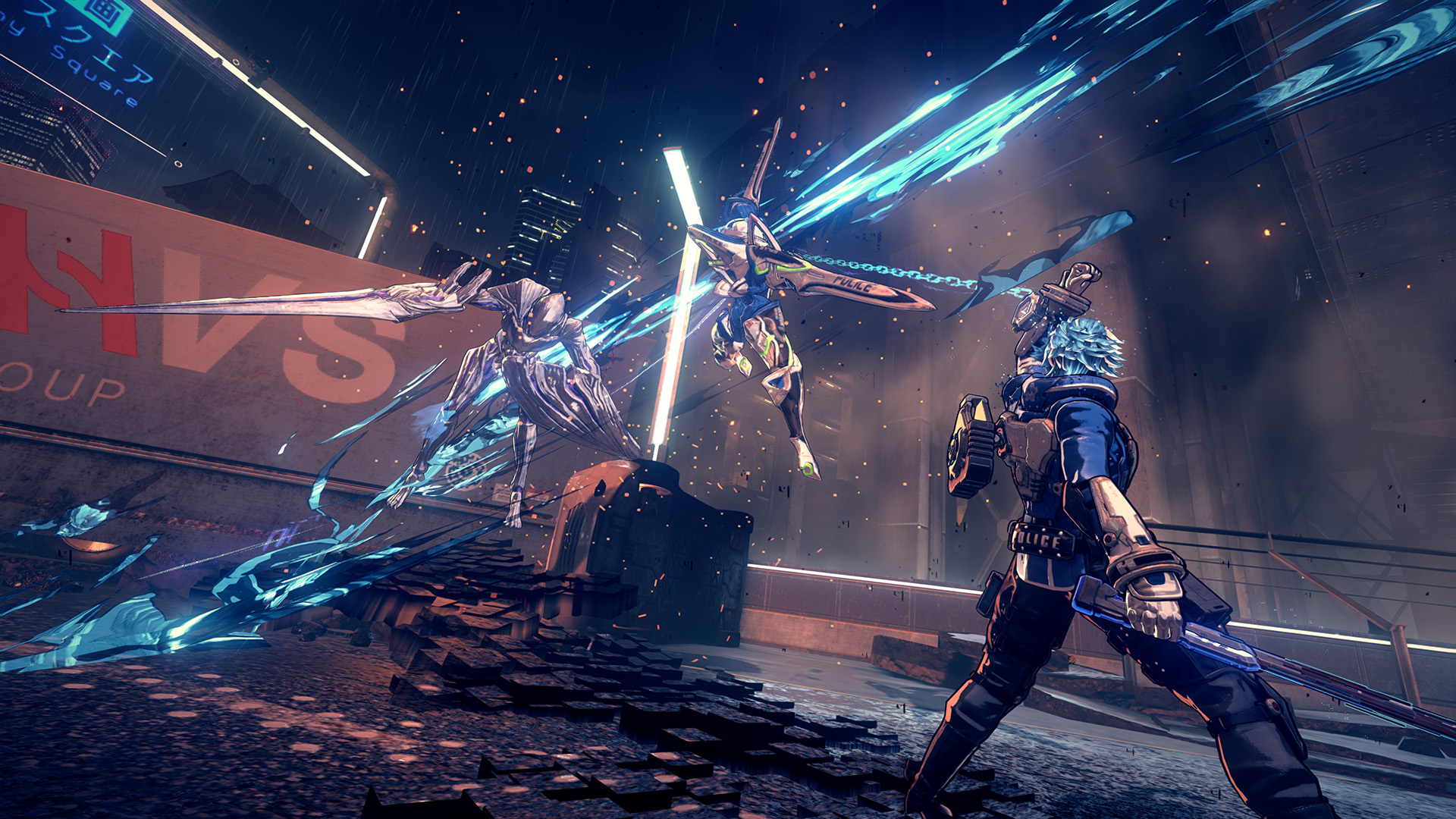 Hd Jupiter Wallpaper Nintendo And Platinum Games Announce Astral Chain For