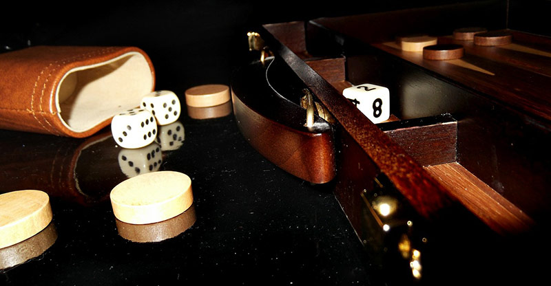 Making A Backgammon Board