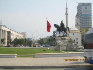 Albania : Tirana