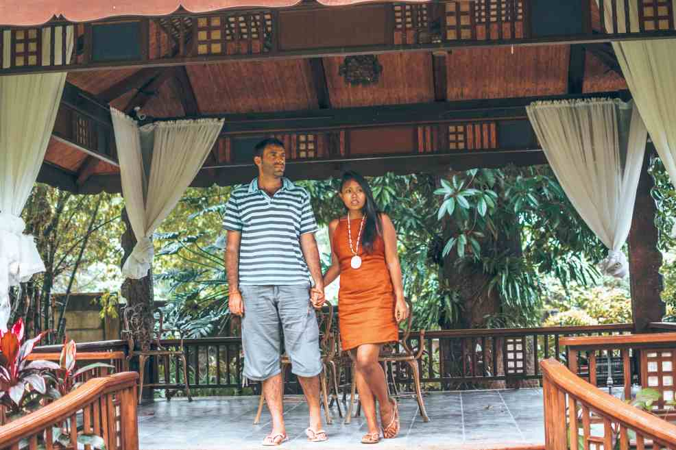 How to get to Coron, where to stay in Coron, Sophia's Garden Resort