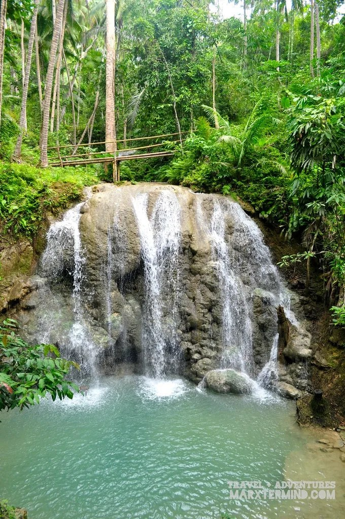 Lugnason Falls, Siquijor tourist spots, things to do in Siquijor Island