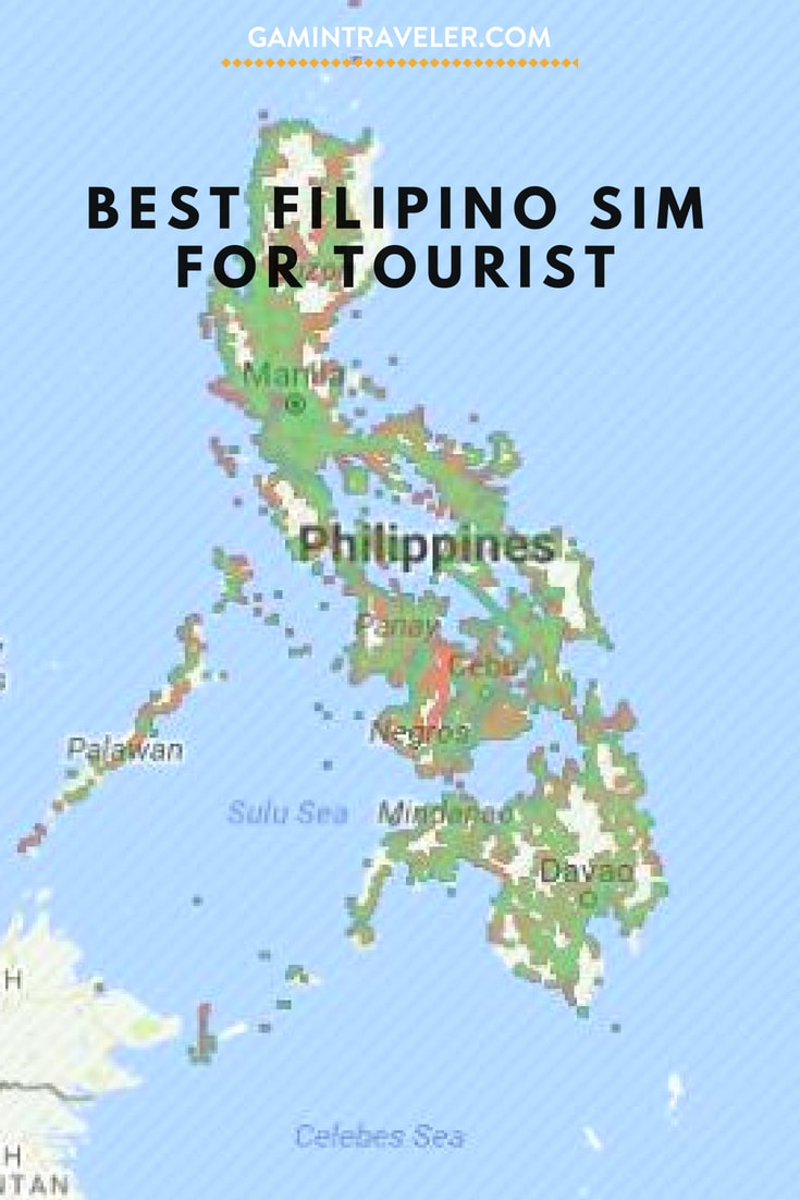 Best Filipino Sim for Tourist 2019 (Easy Guide) - Gamintraveler