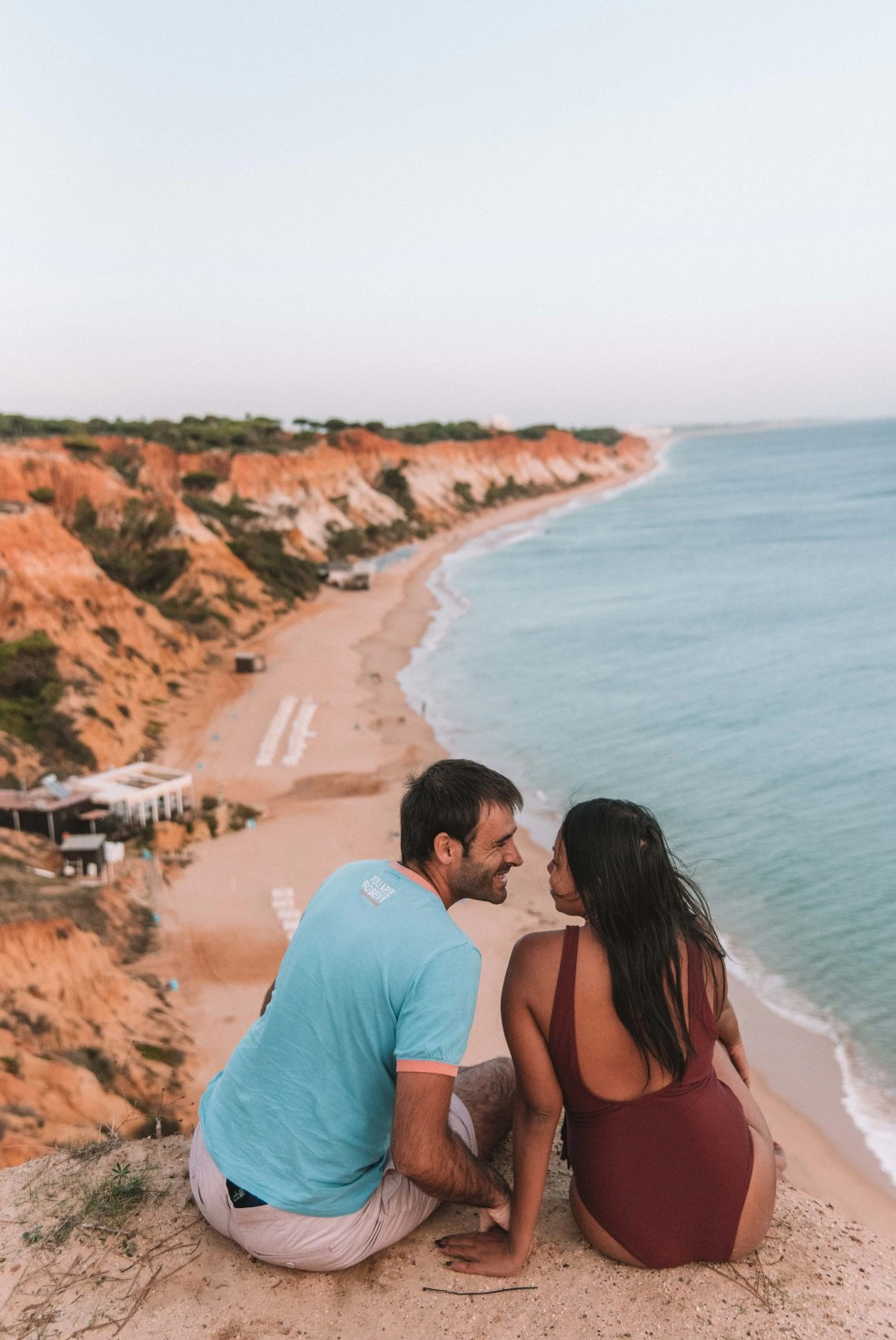 Instagrammable places in Algarve, Praia da Falesia