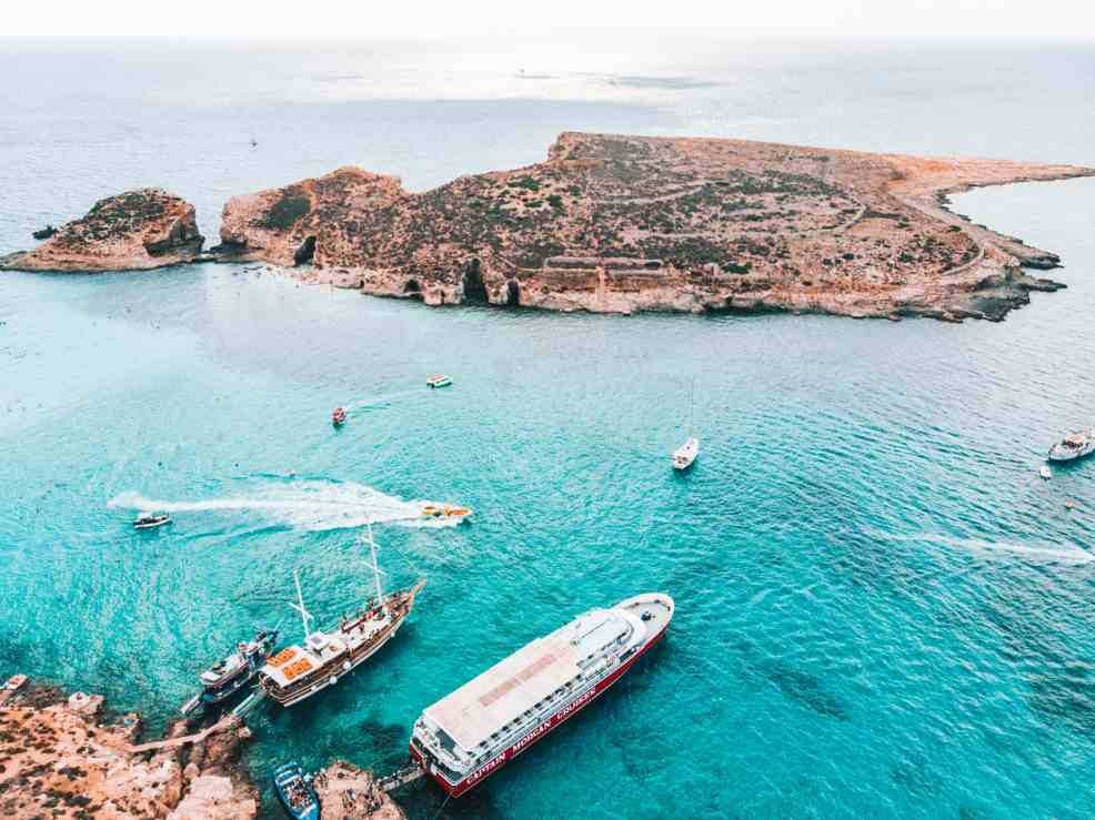 Things to do in Gozo, Places to visit in Gozo, Blue Lagoon