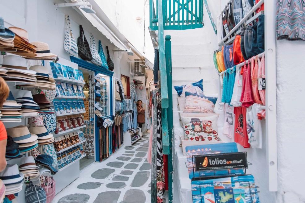 Things to do in Mykonos, Places to visit in Mykonos, Food to try in Mykonos, walking around mykonos