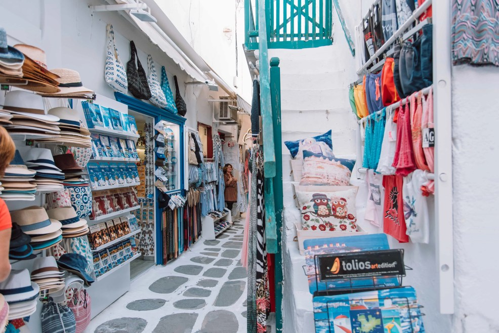 Things to do in Mykonos, Places to visit in Mykonos, Food to try in Mykonos, walking around mykonos