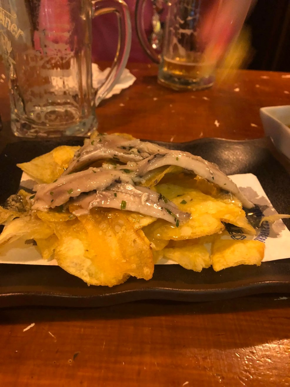 Budget Travel in Spain tapas