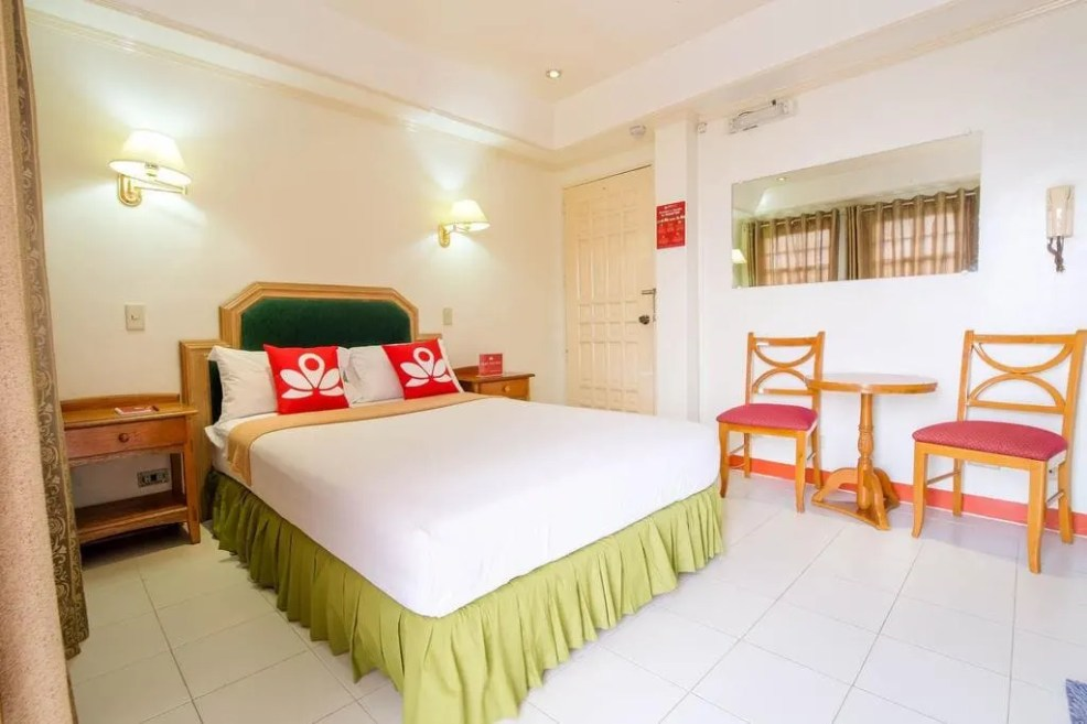 luxury resorts in tagaytay, cheap hotels in tagaytay, where to sleep in tagaytay, Zen Rooms Maharlika