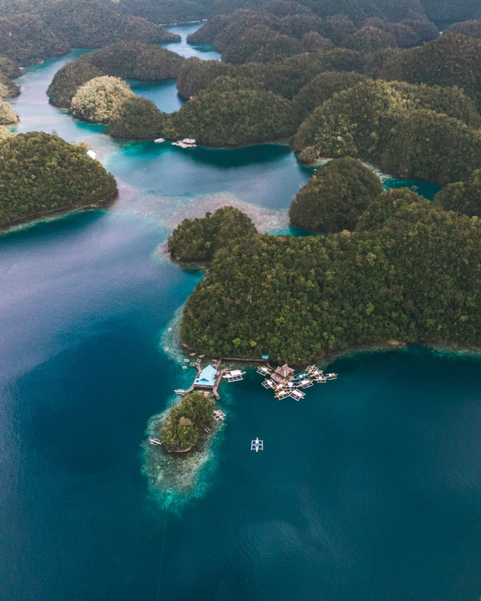 Philippines islands, Sohoton Natural Park, Bucas Grande