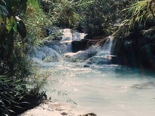 kuang si waterfalls, instagrammable places in Laos