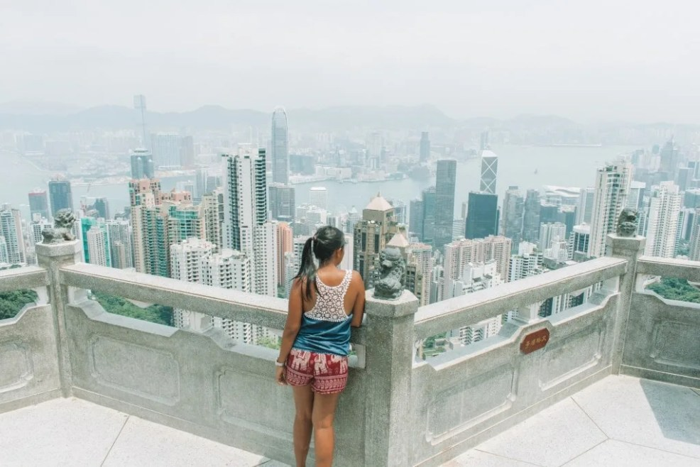 Instagrammable Places in Hong Kong, Victoria Peak, Hong Kong itinerary
