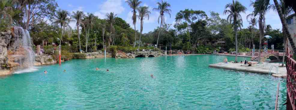 Venetian Pool, things to do in Florida in the summer