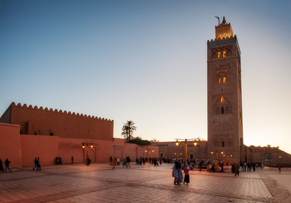 things to do in Marrakech, Koutoubia Mosque
