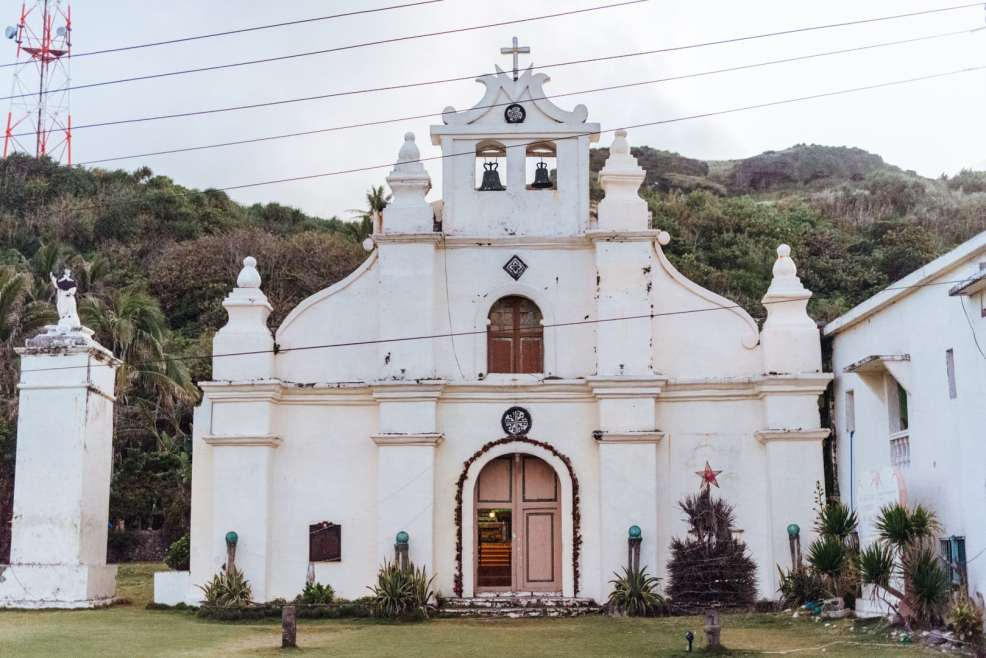 Sabtang church, Transportation around Batanes, Batanes tourist spots, atms in batanes, wifi connection in batanes, how to go to Batanes, San Jose Obrero Church in Batanes