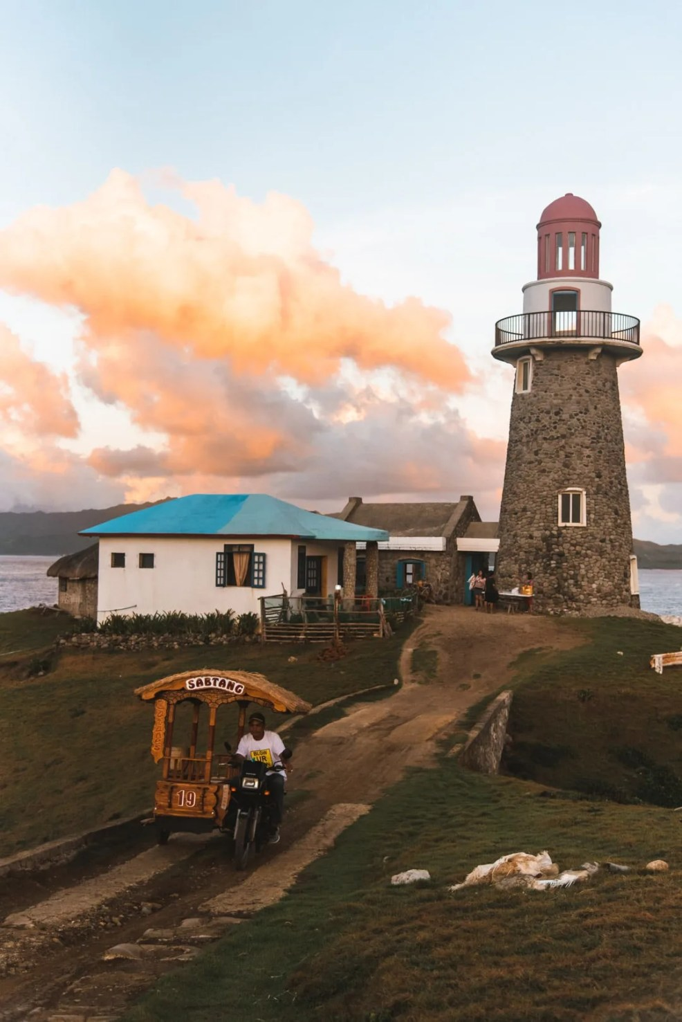 batanes itinerary, batanes travel itinerary, Transportation around Batanes, Batanes tourist spots, atms in batanes, wifi connection in batanes, how to go to Batanes, Sabtang lighthouse