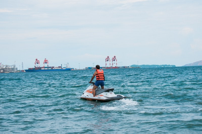 things to do in Subic, Subic travel guide, watersports in Subic, how to get to Zambales