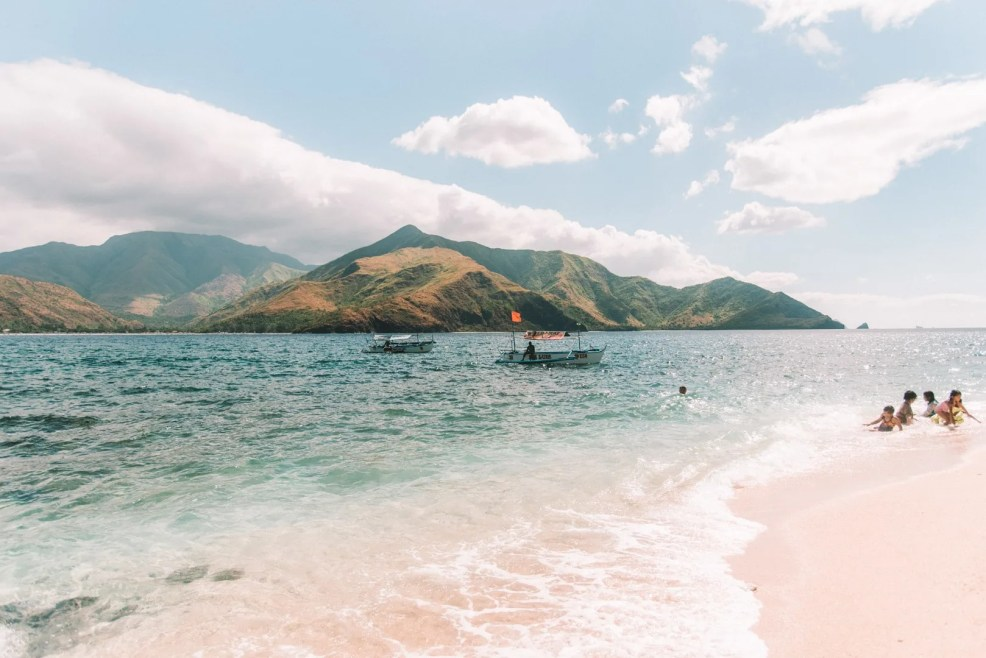 Capones Island, Island hopping in Zambales, Zambales travel guide, Zambales Island Hopping
