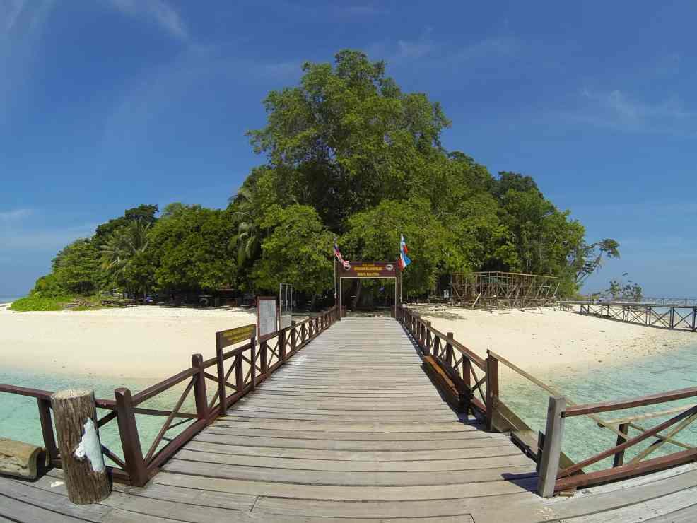 Sipadan Island, Malaysia tourist spots
