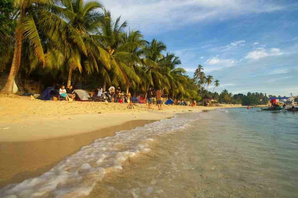 Tingko Beach, Best Beaches in Cebu