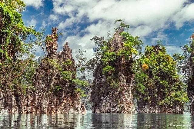 Thailand tourist spots