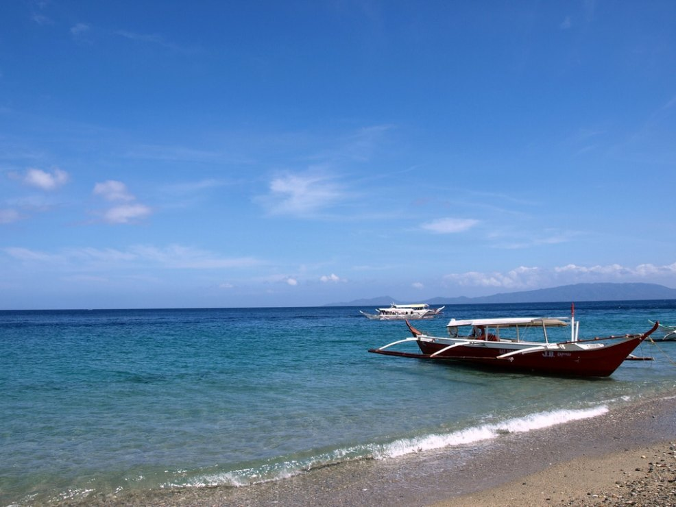 Beaches in Puerto Galera, things to do in Puerto Galera, Sabang Beach