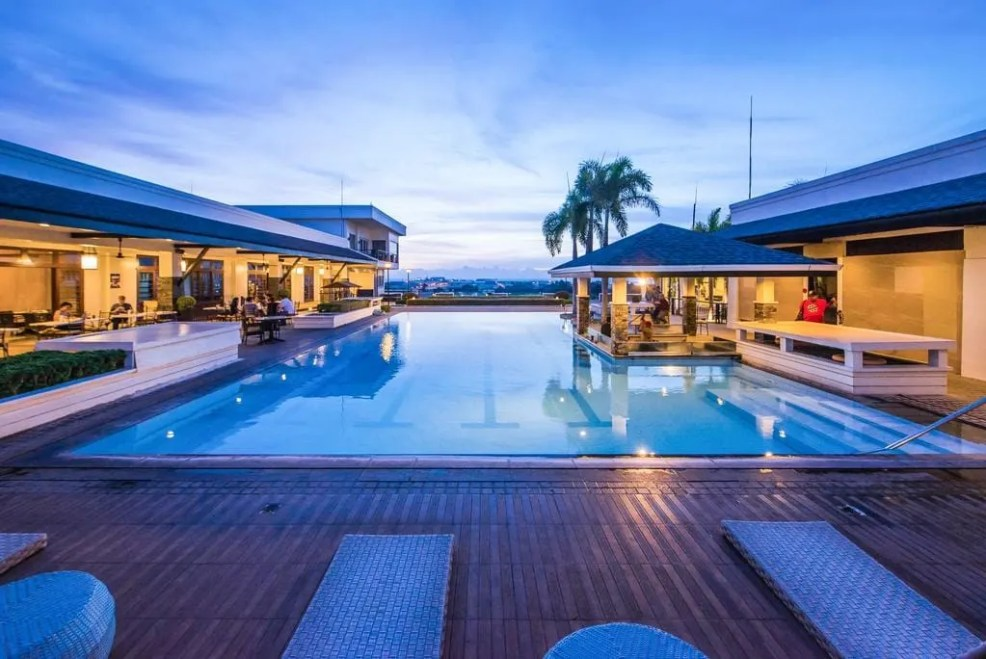 where to stay in Bacolod, luxury resorts in Bacolod, L'Fisher Hotel Bacolod