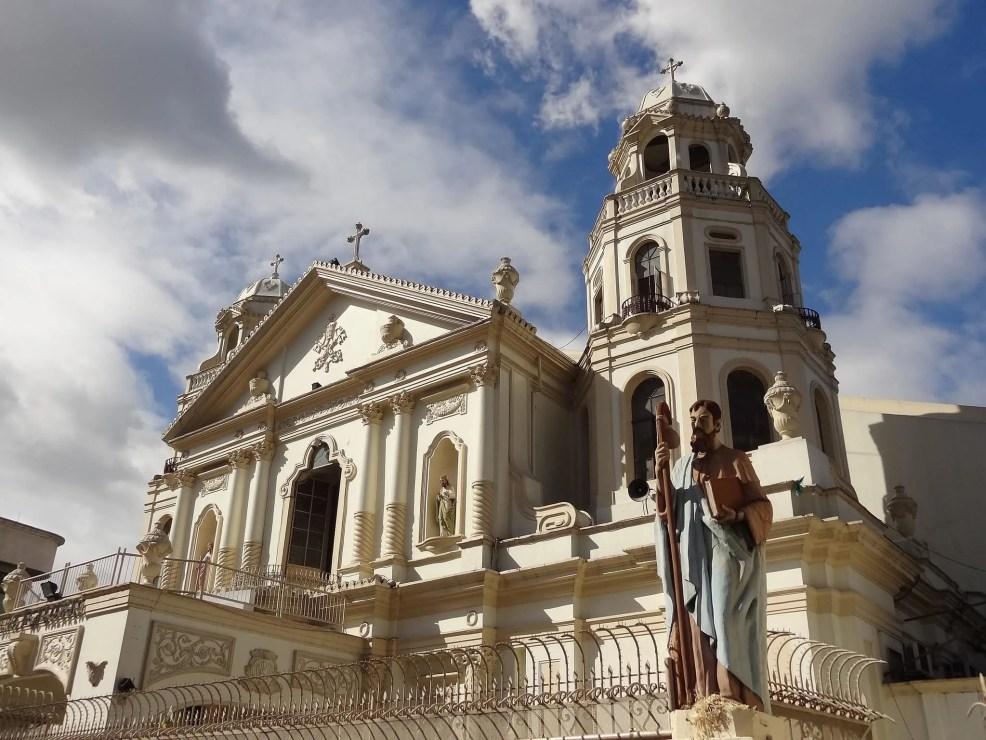 Manila tourist spots, Quiapo church