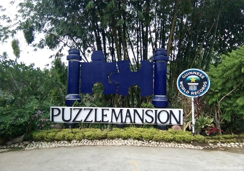 Puzzle Mansion, Tagaytay tourist spots