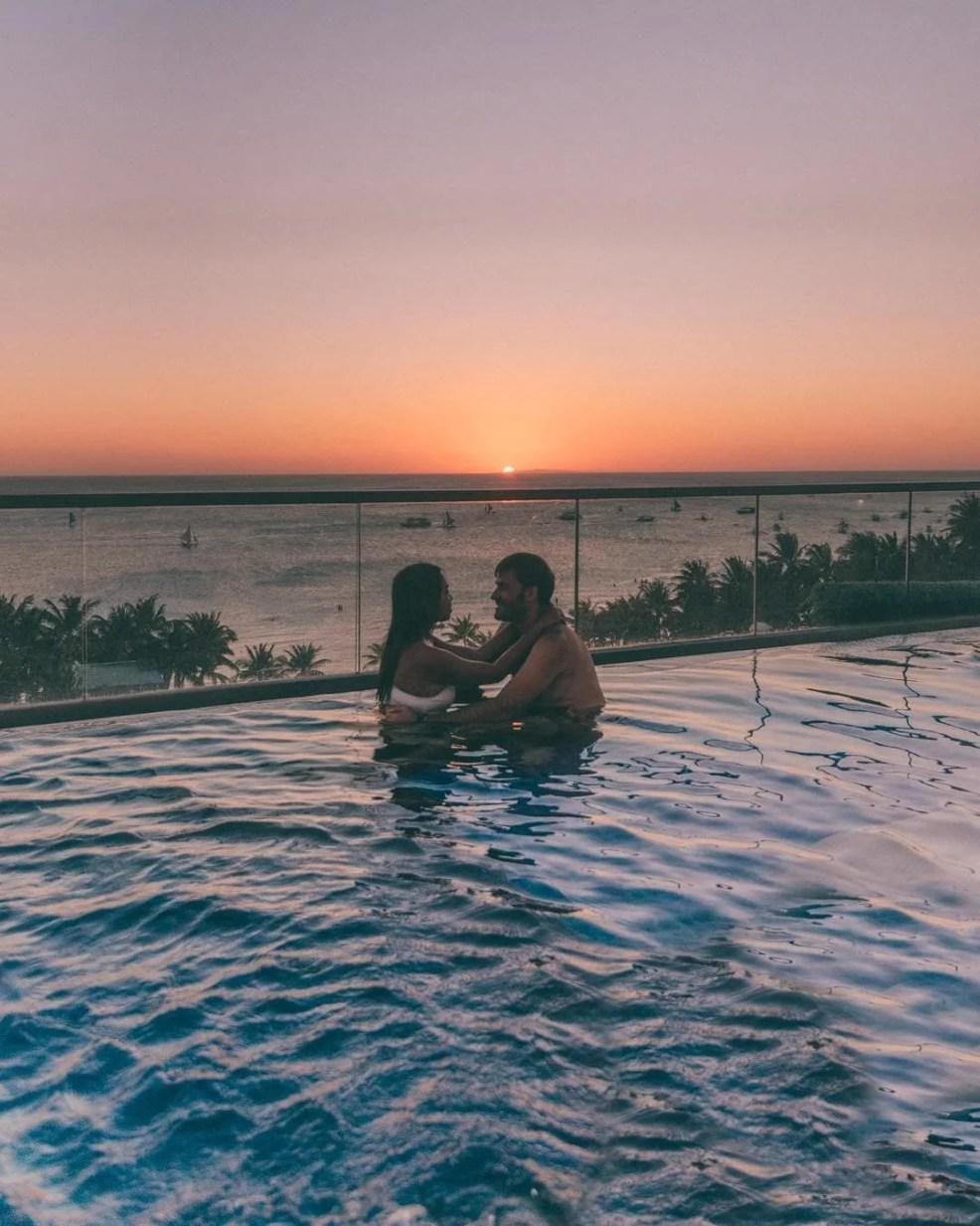 Things to do in Boracay Island, Boracay island travel guide, budget travel in boracay island, Boracay Island, Discovery shores Boracay, rooftop in Boracay