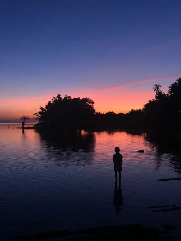 How to get to Looc Fish Sanctuary, Looc Fish Sanctuary travel guide, things to do in Looc, Looc Fish Sanctuary, sunset in Looc