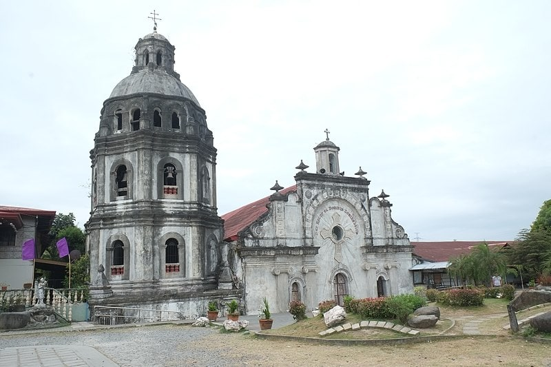 Pampanga tourist spots, San Guillermo Parish Church